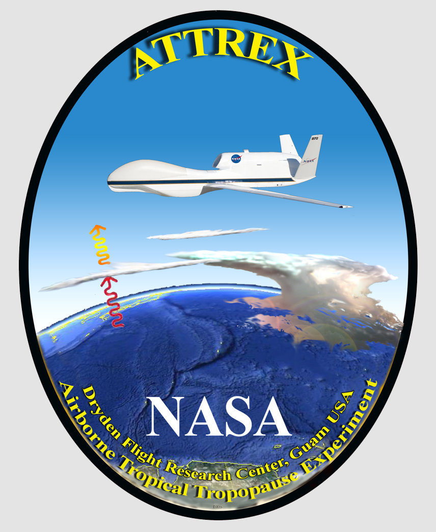 NASA Airborne Tropical TRopopause EXperiment (ATTREX) icon