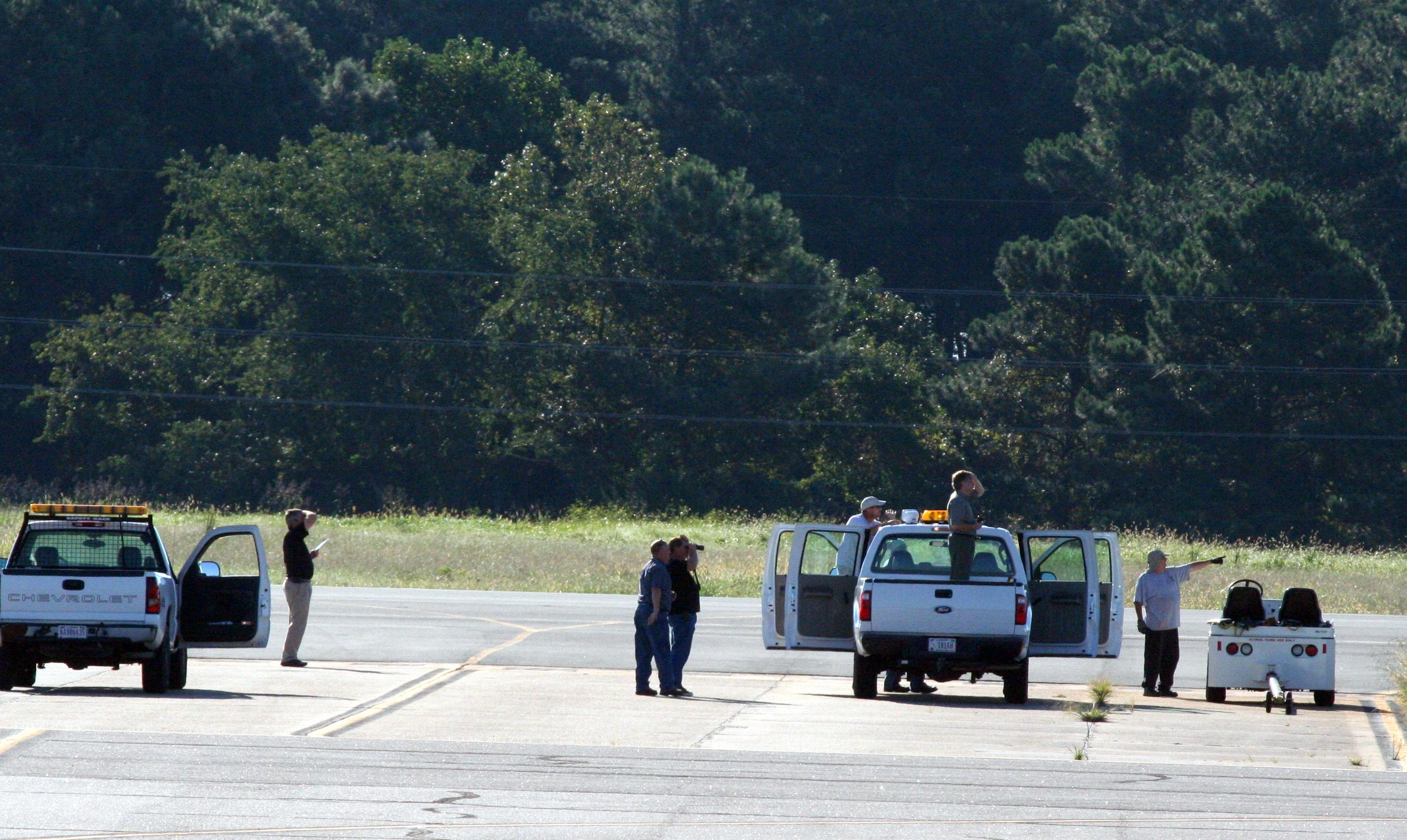 AV-6 approaches landing at WFF (9.12.12) | ESPO