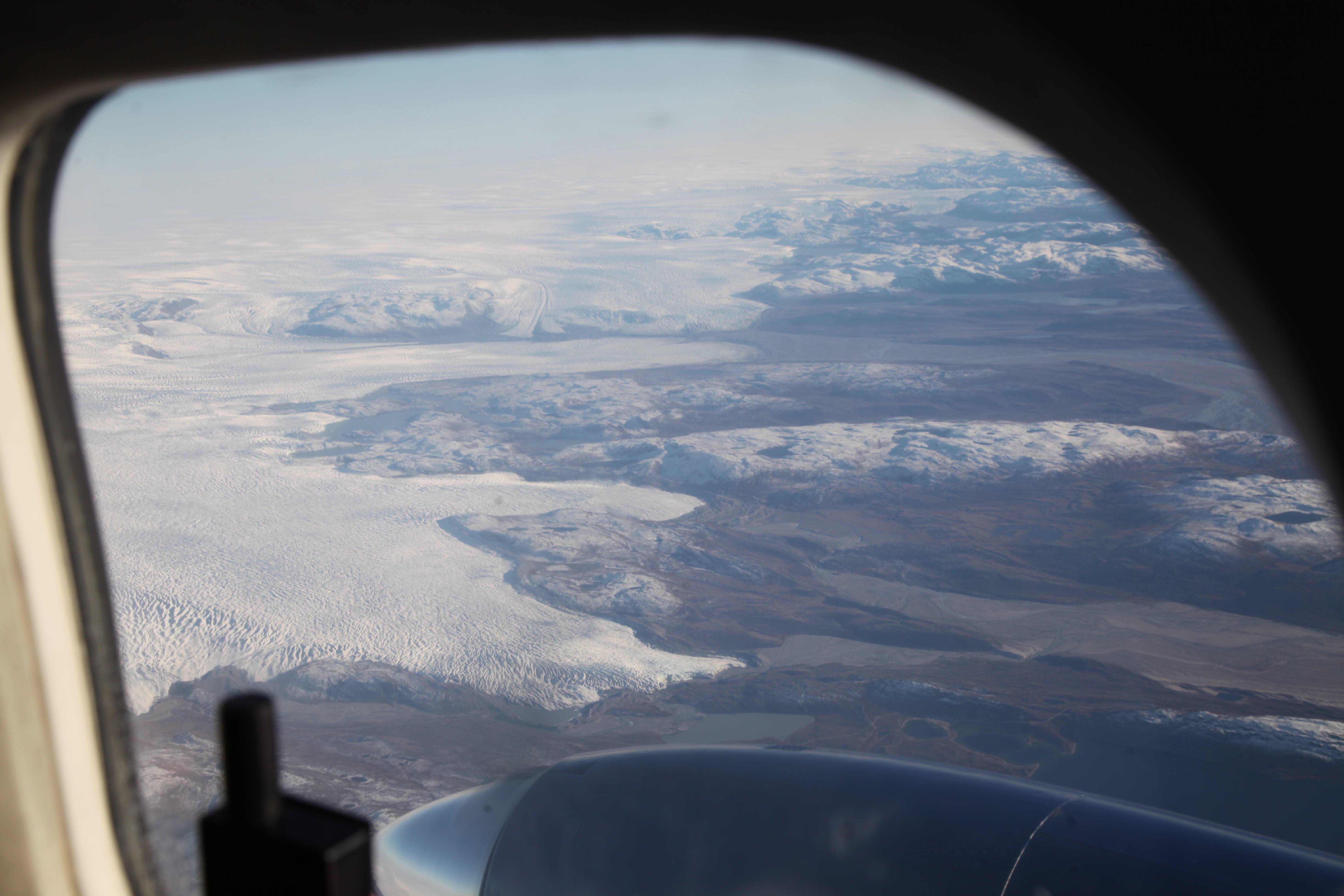 Russell glacier, Greenland | ARCTAS