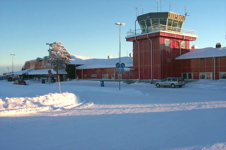 Kiruna Flygplats | ESPO