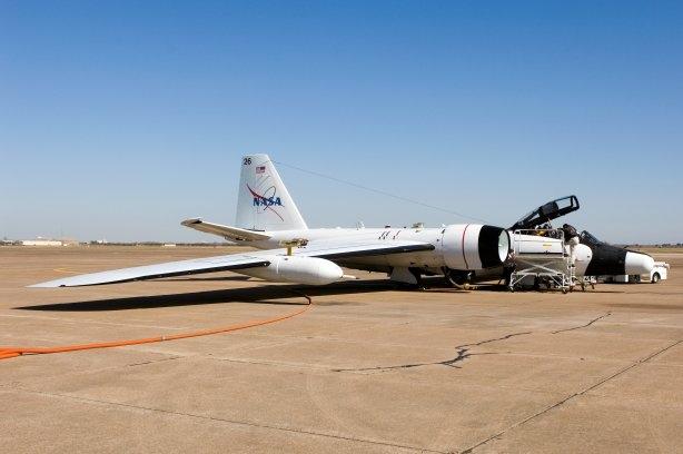 WB-57 | Operation IceBridge