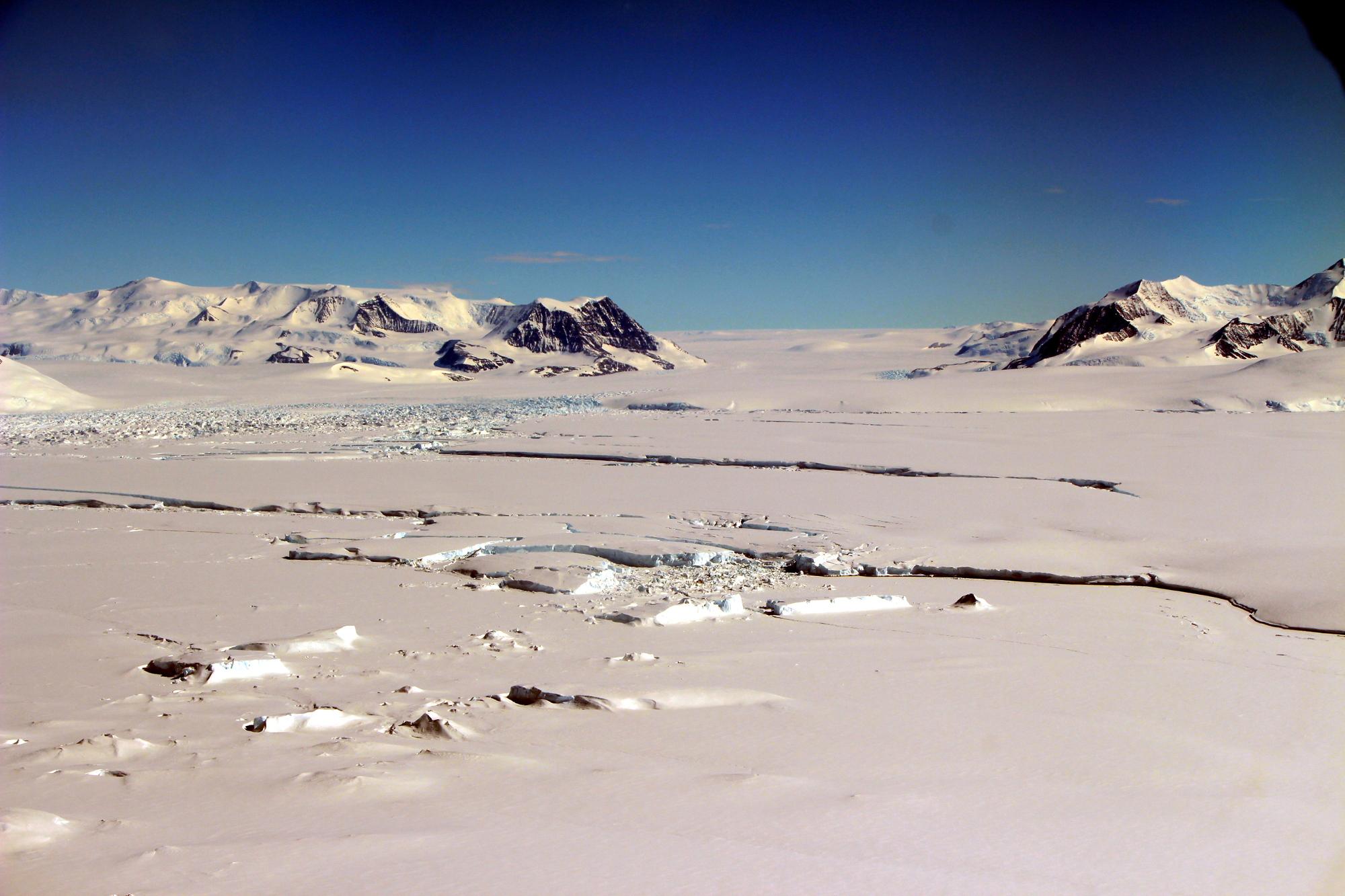 Clifford Glacier | ATTREX