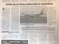 La Prensa Austral, 11 May 2018