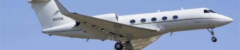 NASA Langley Gulfstream III (C-20B)