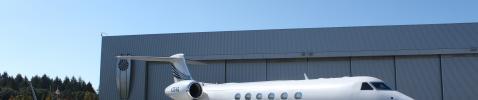 NASA JSC Gulfstream V