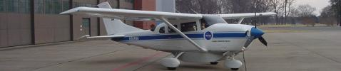 NASA Langley Cessna 206H Stationair (NASA 504)