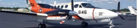 RC-12 Huron Aircraft