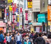 Seoul Pedestrian Traffic