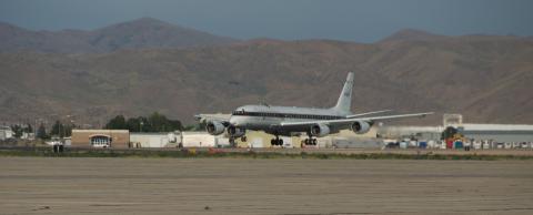 DC-8 Boise Idaho