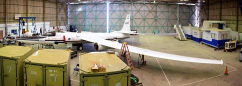 ER-2 Walvis Bay Hangar