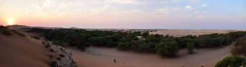 Gobabeb Sunset