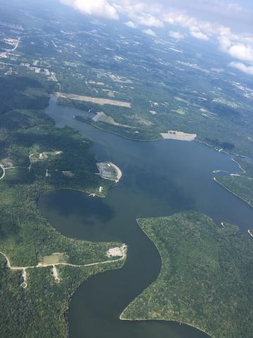 Harsha Lake on August 25