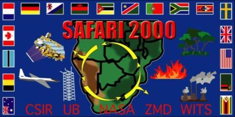 SAFARI 2000 Logo