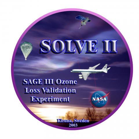 SOLVE II Logo