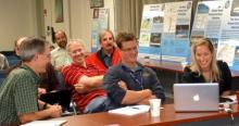 Forecasting Meeting with Mission Scientist Scott Braun (2012)