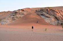 Gobabeb sand dunes