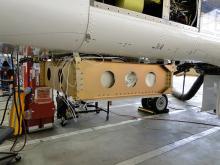 HIRAD on AV-1 (2012)