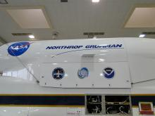 HS3 Logos on AV-1 (2012)