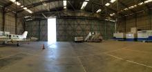 Walvis Bay Airport Hangar
