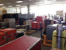 ATTREX 2012 DFRC Integration - Hangar 4801 Loading Area (12.06.12)