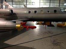 SPEC wing tip instrumentation