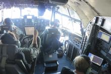 C-130 Flight Deck Crew