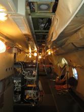 P-3 installation SSFR