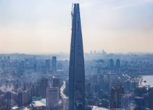 Lotte Tower - Seoul ROK