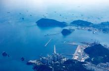 ROK Shipping Port